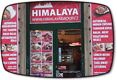 Indická restaurace Praha - Himalaya is well-known Prague Restaurant. We offers meat and vegetarian dishes. Try authentic indian recipes.